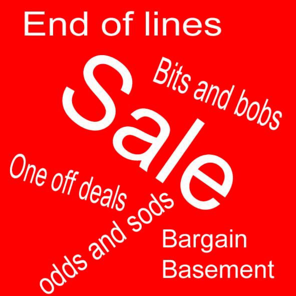 Bargain Buys