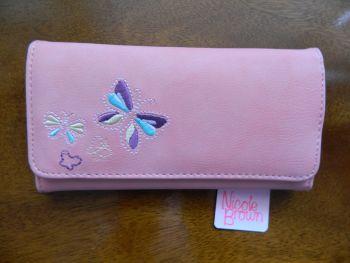 Ladies purse, pink