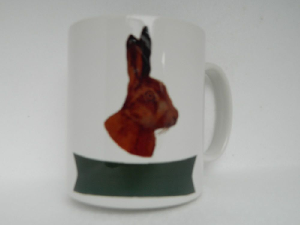 New Product Hare mug, can be personalized