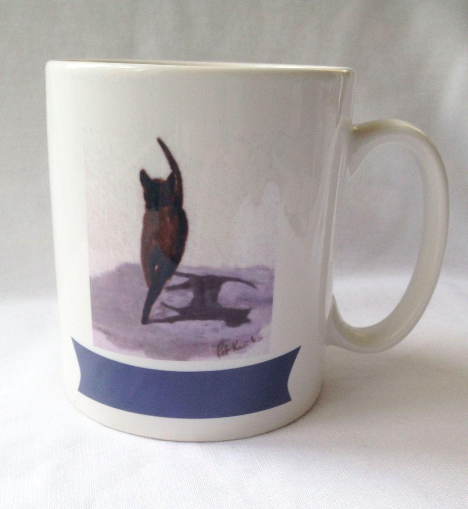 No.1 Cat Lover, mug
