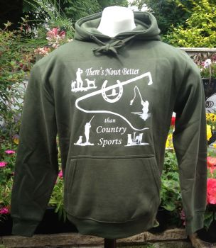 Hoodie - Country Sports design