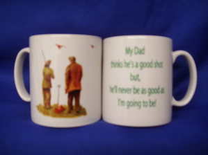 MyDad thinks........young shots mug