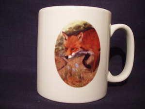 Fox --  Mug