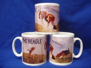 Beagle -- mug