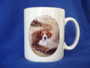 Hound, Huntsman and Fox, ---mug