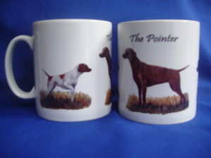 The pointer  -- mug