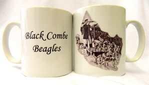 black combe mug