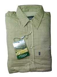 Champion Cartmel Fleece lined shirt, green