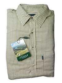 Champion Cartmel fleeces lined shirt, stone