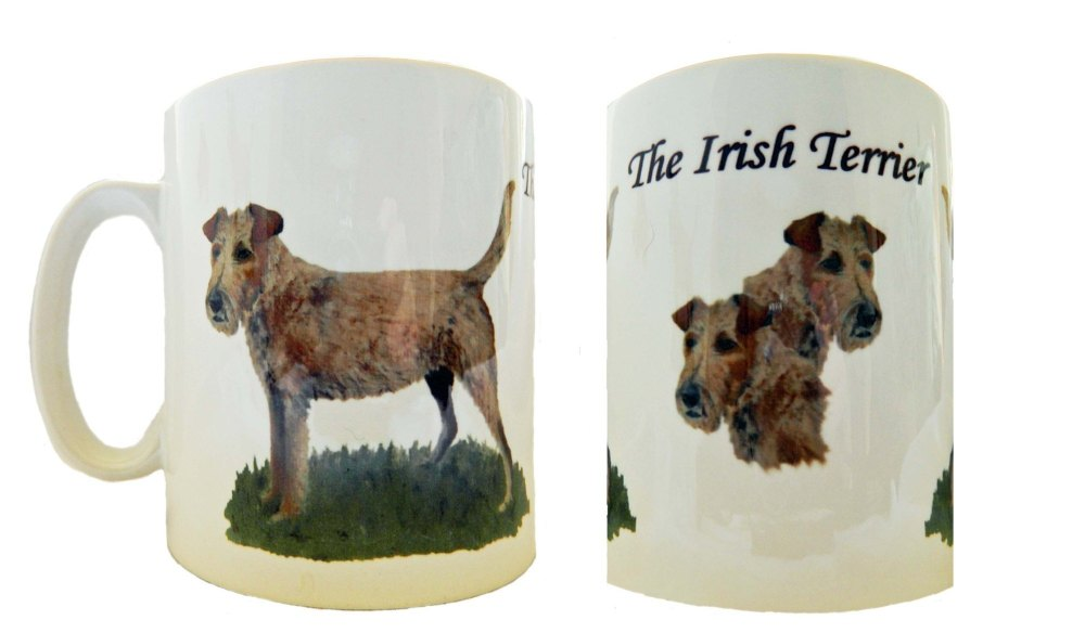 Irish Terrier Mug