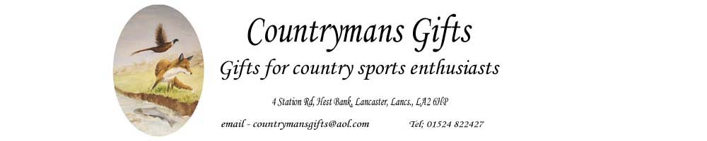 Countrymans Gifts, site logo.