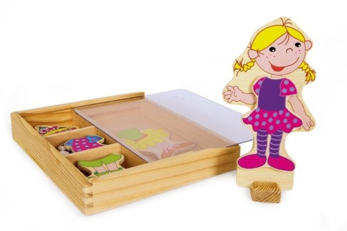 Magnetic Dressing Up set