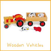 NEWWooden vehicles