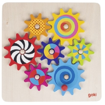 Cogwheel Game