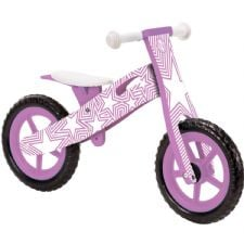 Balance Bike - Purple Star