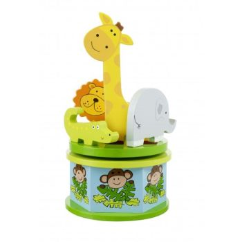 Music Box - Safari Carousel