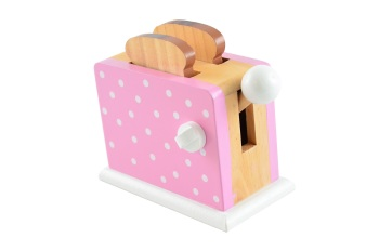 Toaster - Pink was £10.50 now £5.25 - 50% off