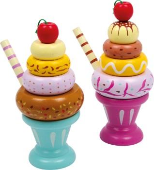 Sundae Glass - Ice Cream