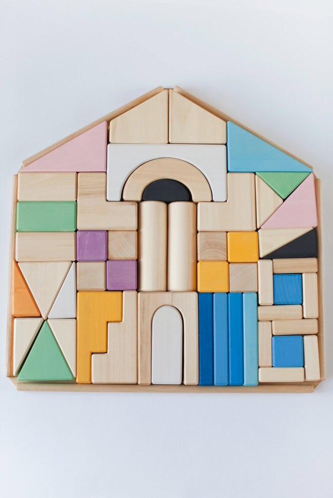 Designer House Blocks