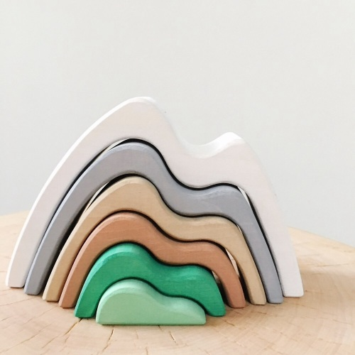 Small Arc Mountains