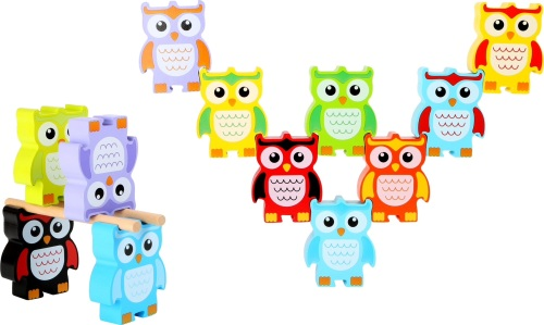 Stacking Owls