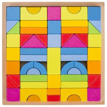 Building Blocks - Rainbow