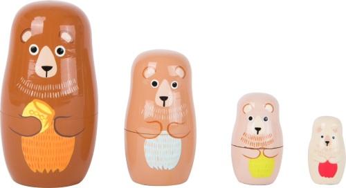 Bear Nesting Dolls
