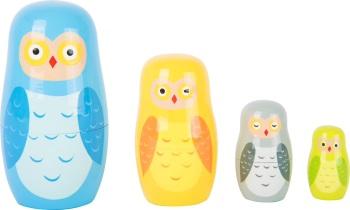 Nesting Dolls - Owls