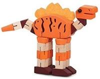 Wooden Flexi Dinosaur