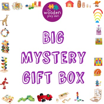 Mystery Gift Box - BIG