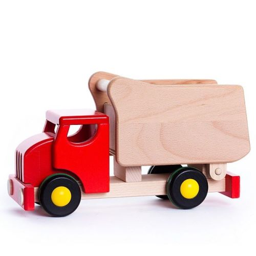Truck Tipper with shape sorter