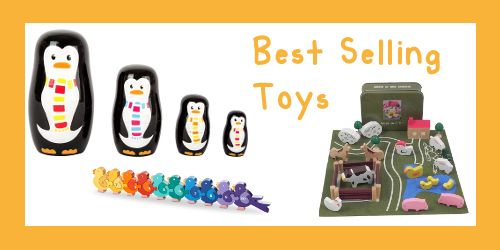 Bestsellingwoodentoys