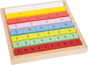 Fractions Learning Board