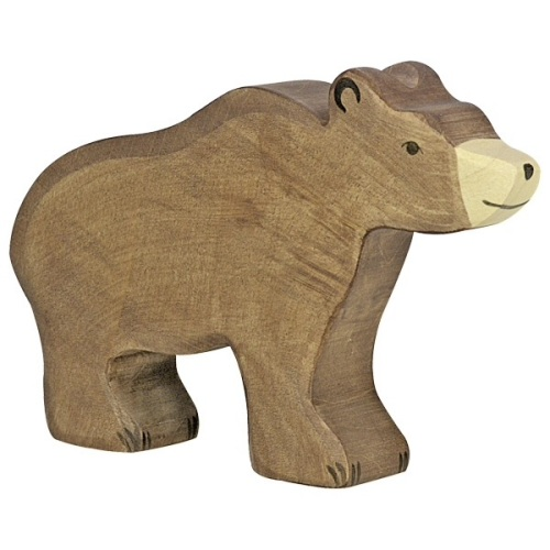 Brown Bear - Holztiger