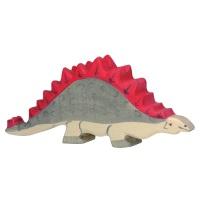 Stegosaurus - Dinosaur - Holztiger