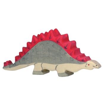 Dinosaur - Stegosaurus - Holztiger