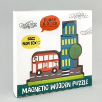 Magnetic Puzzle - Transport