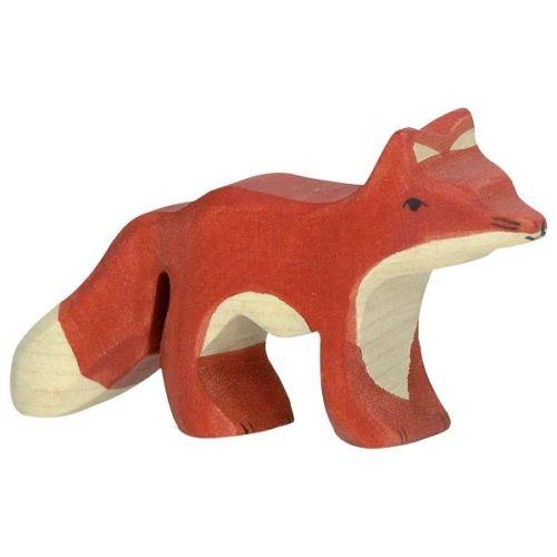 Fox, small - Holztiger