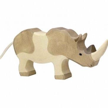 Rhinoceros - Holztiger