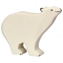 Polar Bear - Holztiger