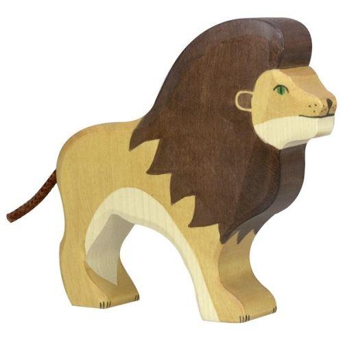 Lion - Holztiger