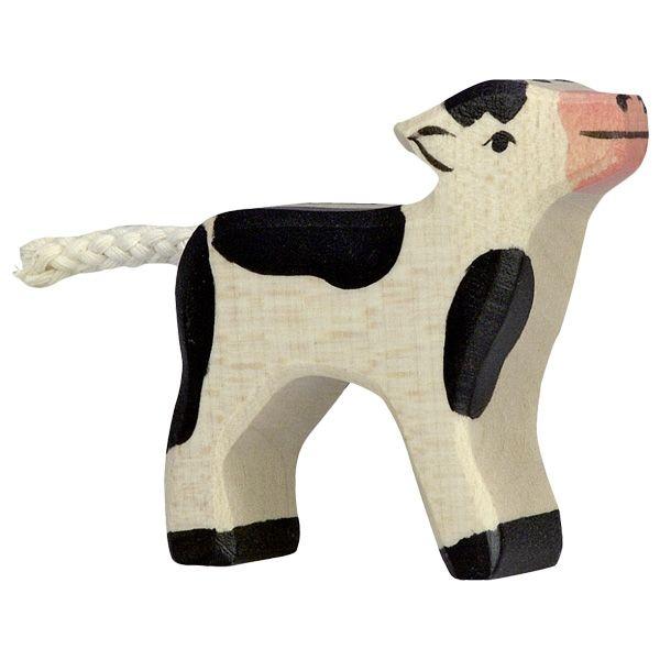 Calf, black - Holztiger
