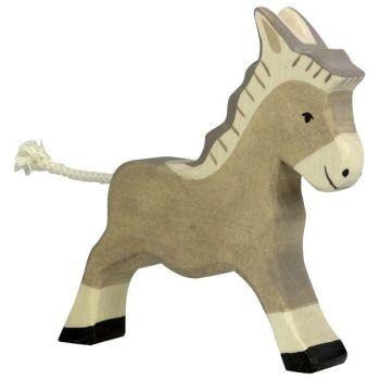 Donkey, running - Holztiger