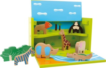 Zoo play set