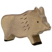 Wild Boar - Holztiger