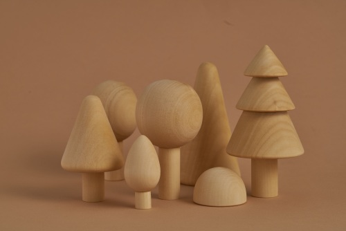 Forest set - natural - 10% OFF - CHRISTMAS CLUB ONLY