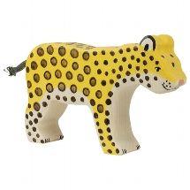 Leopard - Holztiger