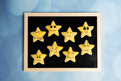 My Mood Stars and Board
