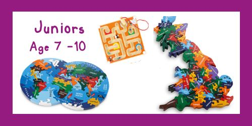 Wooden Toys for Juniors