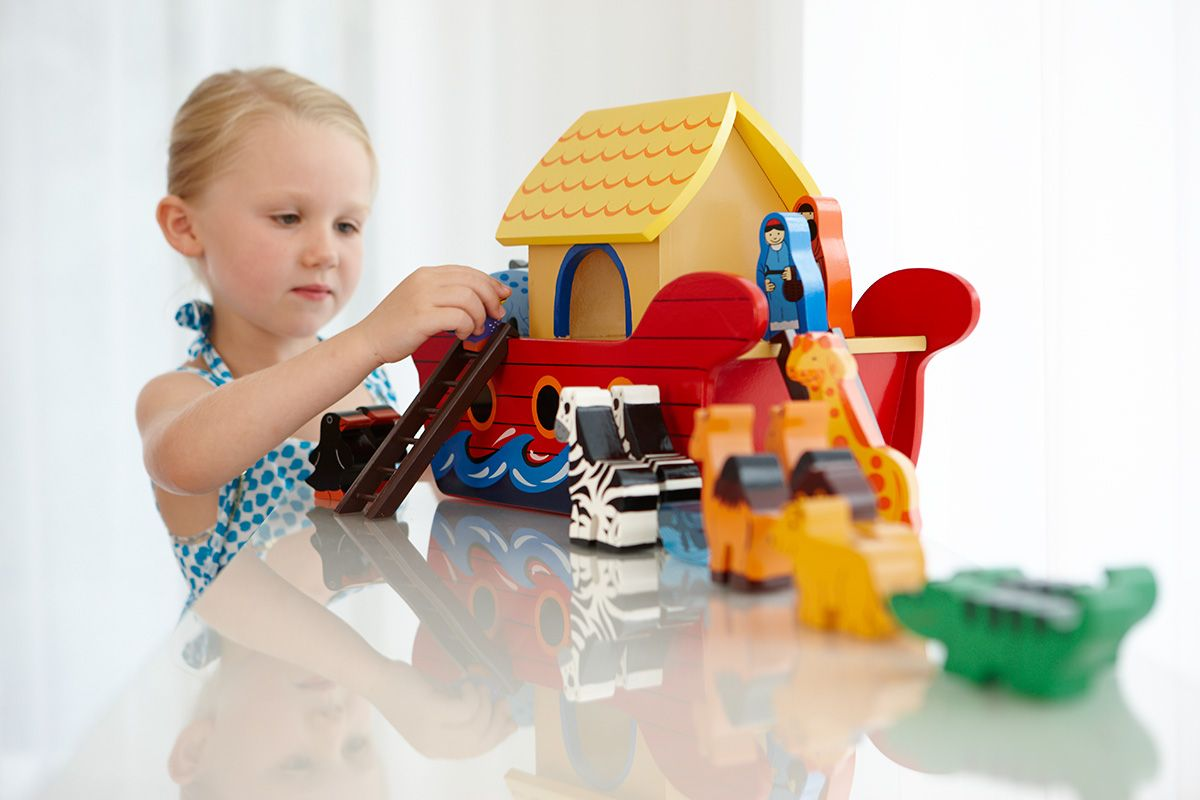 Wooden Toys3792